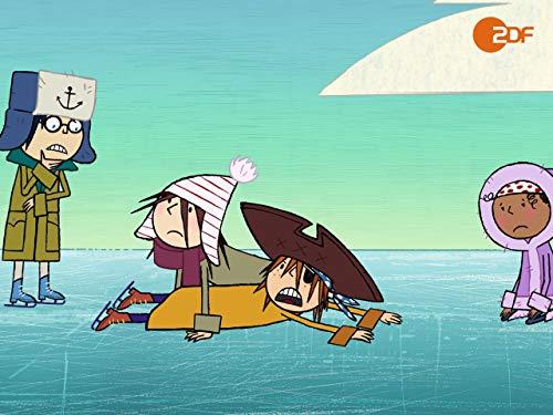 Piraten auf dem Eis