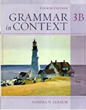 Book 3B for Grammar in Context