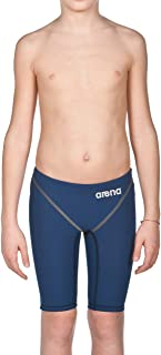 arena Powerskin ST 2.0 Boy's Jammers Youth Racing Swimsuit, Navy, 26