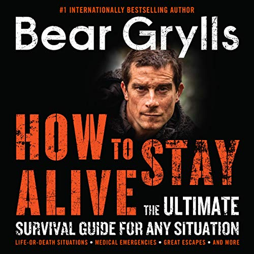 How to Stay Alive audiobook cover art