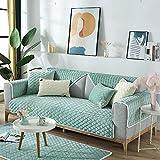 HYRGLIZI Housse de canapé pour chiens Chat Animal de compagnie, protecteur de meubles, housse de Protection de canapé pour canapé en Cuir, housse de canapé chaude antidérapante, Jet de canapé pour sa