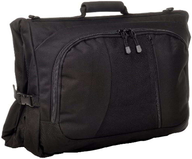 Sandpiper of California Business Bugout Garment Bag (Black, 45x20.5x2.5-Inch)