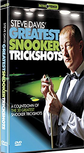 Steve Davis - Greatest Snooker Trickshots [UK Import]