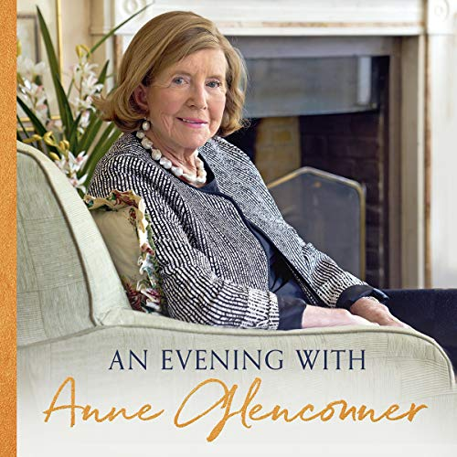 An Evening with Anne Glenconner audiobook cover art