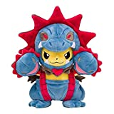 LHAHGLY 20Cm Pokemon Pikachu Cosplay Hydreigon Peluche Plush, Stuffed Toy Dolls Kids Plush Toy