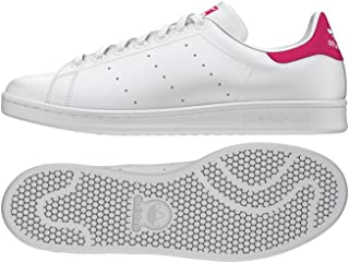 adidas Stan Smith J, Baskets Mixte Enfant