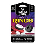 KontrolFreek Precision Rings   Aim Assist Motion Control für PlayStation 4 (PS4), PlayStation 5 (PS5), Xbox One, Xbox Series X S, Switch Pro und Scuf Controller   harte Stärke