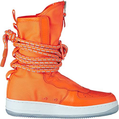 "Nike SF Air Force One AF1 Special Shield Hi Boot ""Total Orange"", Schuhe Herren"