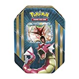 PoKéMoN TCG Spring Tin 2016 Gyarados - Gioco di Carte in Scatola di Latta (Multicolore)