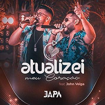 Atualizei Meu Coração (feat. John Veiga) (Ao Vivo)