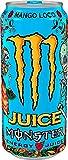 Monster Mango Loco Bebida Energética, 500ml