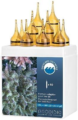 Prodibio Alka Reef + Set de 10 Ampoules pour Aquariophilie