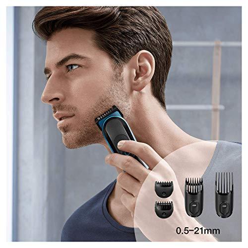 Braun Multigrooming-Set Bartschneider, Trimmer, Bodygroomer Abbildung 2