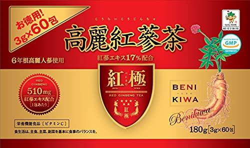 高麗紅参茶 60包