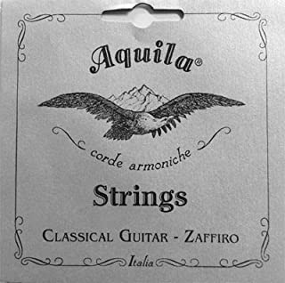 CUERDAS GUITARRA CLASICA - Aquila Zaffiro 129/C Tension Norma (Juego)