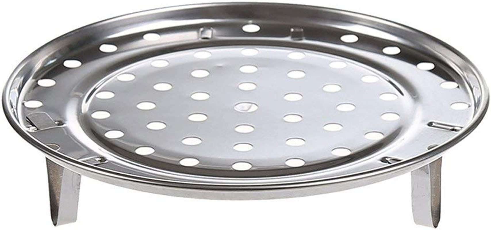 Stainless Steel Steaming Steamer Rack With Removable Legs For Instant Pot 11inch