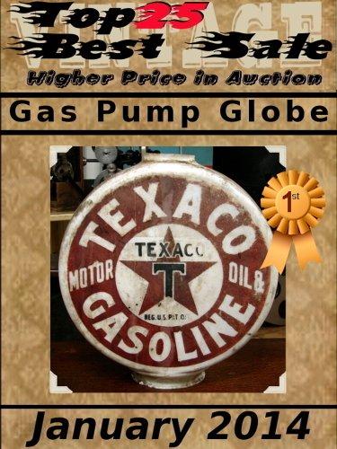 Top25 Best Sale - Higher Price in Auction - Gas Pump Globe...
