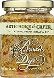 The Bread Dip Company, Spread Artichoke Caper, 8 Ounce...