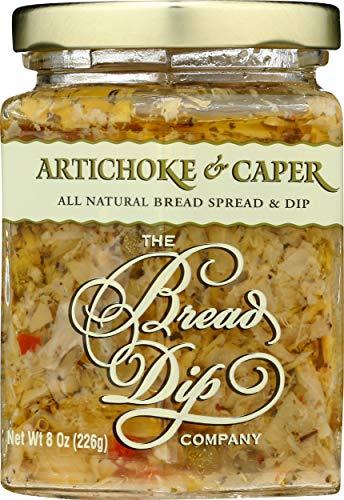 The Bread Dip Company, Spread Artichoke Caper, 8 Ounce