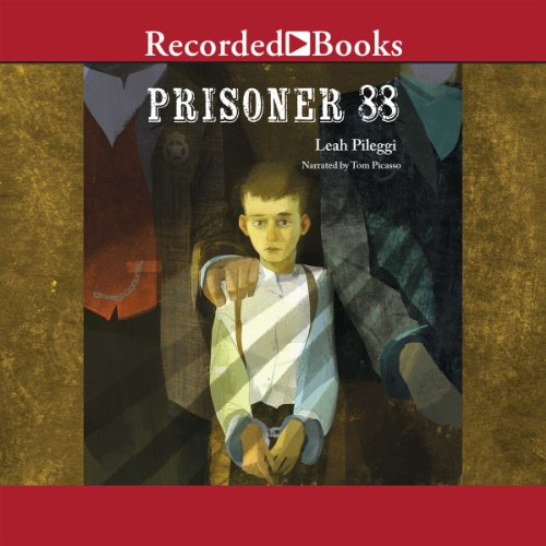 Prisoner 88 audiobook cover art