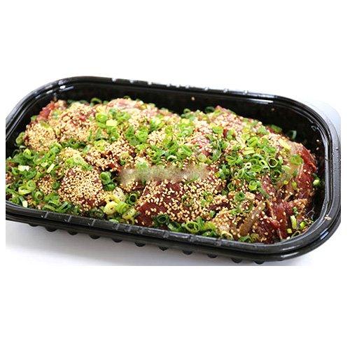 ■コストコ■プルコギビーフ(韓国風焼肉)約2kg(パイナップル入り)★スタミナ★韓国風プルコギ