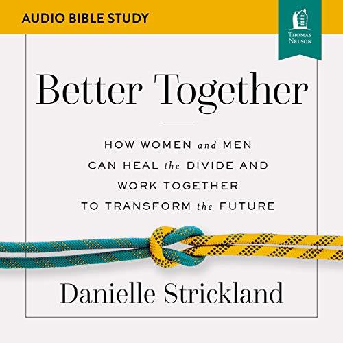 Better Together: Audio Bible Studies Titelbild