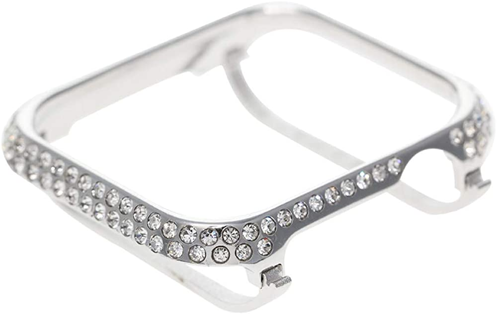 HJINVIGOUR Bling Luxury Seattle Mall Rhinestone Crystal Diamond Protective Be super welcome Co