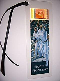 BUCK ROGERS 25TH CENTURY Movie Film Cell Bookmark memorabilia