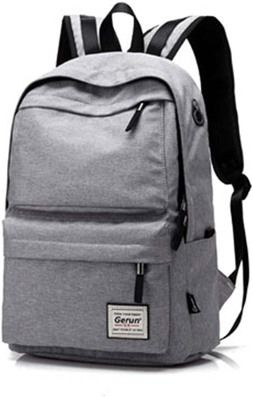 Men's Shoulder Bag Male Leisure Travel Backpack Travel Bag High School Student Bag Male Fashion Trend Backpack