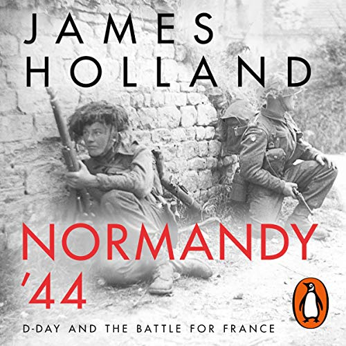 Couverture de Normandy '44
