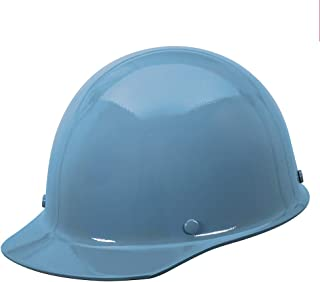 MSA 454623 Skullgard Cap Hard Hat, with 4-point Staz-on Suspension, Standard, Blue