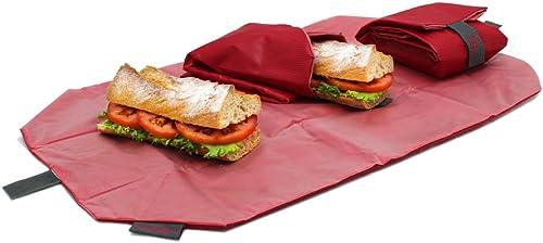 Mejor valorados en Bolsas para llevar comida y sándwiches ...
