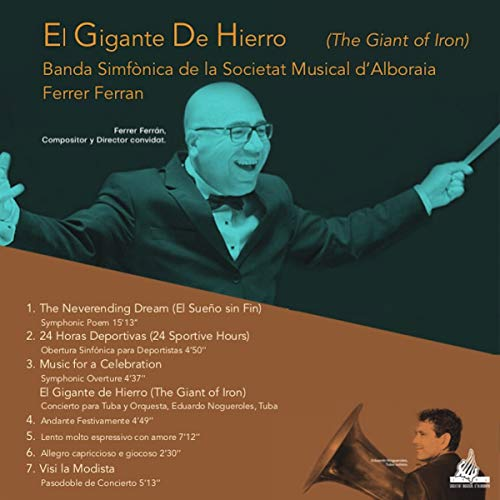 El Gigante de Hierro (The Giant Of Iron): II. Lento Molto Espressivo Con Amore
