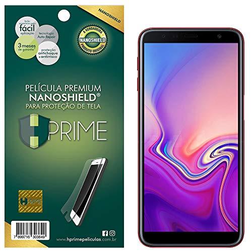 Pelicula HPrime NanoShield para Samsung Galaxy J6+ (Plus), Hprime, Película Protetora de Tela para Celular, Transparente