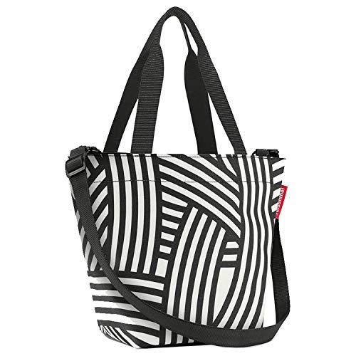 Reisenthel Damen Shopper-ZR1032 Shopper, Zebra, XS