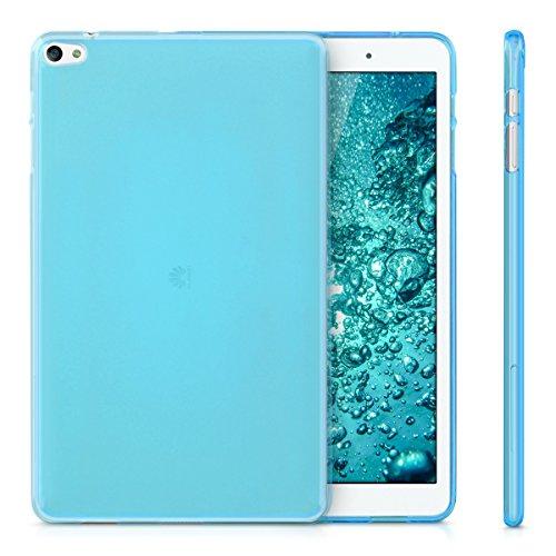 kwmobile Huawei MediaPad T2 10.0 Pro Hülle - Silikon Tablet Cover Case Schutzhülle für Huawei MediaPad T2 10.0 Pro - Blau - 5
