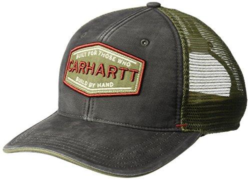 Carhartt Silvermine Gorra de béisbol para Hombre, Hombre, 103065, Negro, Talla única