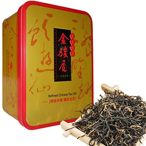 Chinesischer Jinjunmei Schwarzer Tee Organischer Jin Jun Mei Tee Kim Chun Mei Roter Tee,China-Grün-Nahrungsmittelgeschenk-Pakets zu lösen