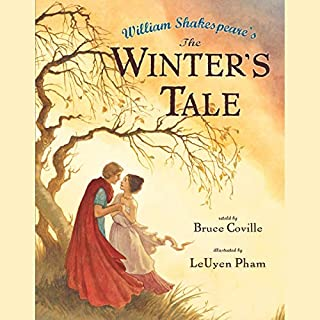 William Shakespeare's The Winter's Tale audiobook cover art
