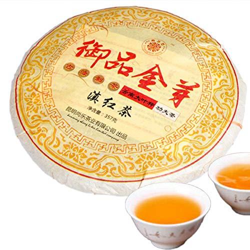 357g (0.787LB) Yunnan Golden Buds Dian Hong Zwarte thee Rode thee Nieuwe thee Lente thee Gezonde thee Groen eten Zwarte thee