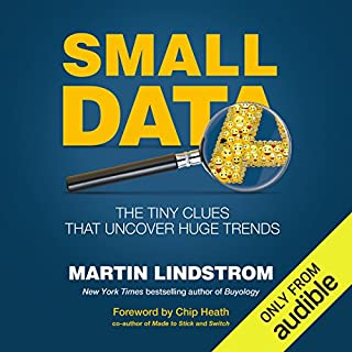 Small Data audiobook cover art