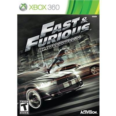 Fast & Furious Showdown X360 High Octane Action! Team Action Racing: In Fast and Furious nature it's all about the crew. Every mission is played cooperatively either with a friend or A.I. Heists hijacks and shootouts combine in a storyline that ties event