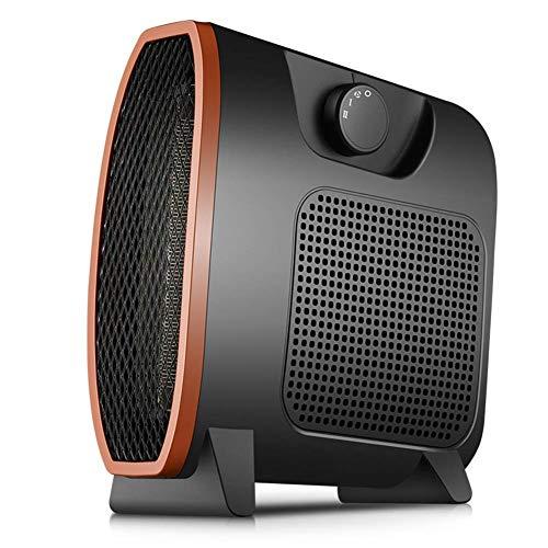 XHHWZB Calefacción Alambre Vertical/Calentador de Cama Plana, 1500W Tranquila, termostato Digital Ajustable, 3 configuraciones de Calor, verheat de protección, características de Seguridad
