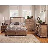 Alpine Furniture 1200-01Q