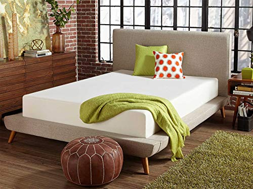 Live & Sleep Classic Twin Mattress - Memory Foam Mattresses - 12-Inch - Cooling Bed in a Box - Medium Firm - Advanced Support - Bonus Luxury Form Pillow - CertiPUR Certified - Twin Size