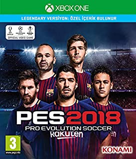 Konami Pes 2018 Legendary Edition [Xbox One]
