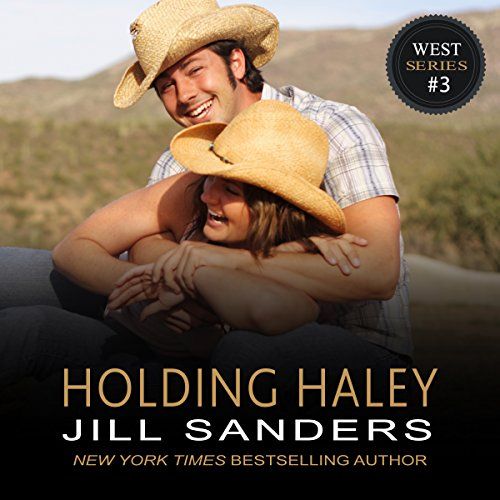 Holding Haley cover art