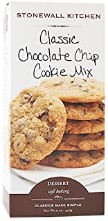 Stonewall Kitchen Classic Chocolate Chip Cookie Mix, 16 Ounce Box