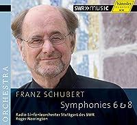 Symphonies 6 & 8 by FRANZ SCHUBERT (2013-03-26)