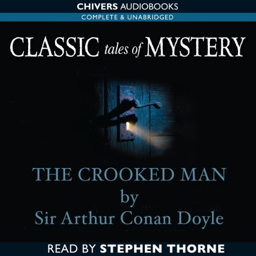 Classic Tales of Mystery: The Crooked Man copertina